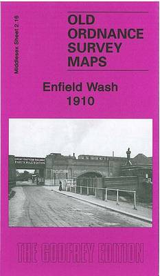 Enfield Wash 1910: Middlesex Sheet 02.16