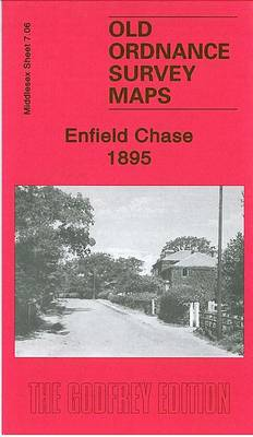 Enfield Chase 1895: Middlesex Sheet 07.06