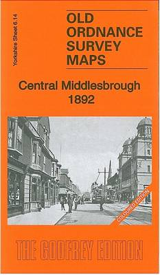 Central Middlesbrough 1892: Yorkshire Sheet 6.14a