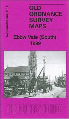 Ebbw Vale (South) 1899: Monmouthshire Sheet 11.14
