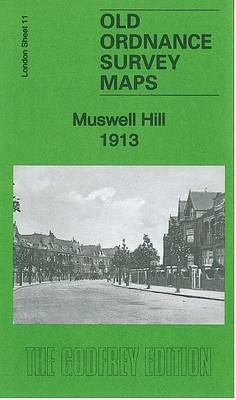 Muswell Hill 1913: London Sheet 11.3
