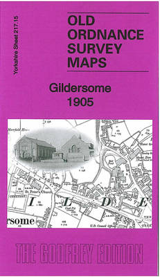 Gildersome 1905: Yorkshire Sheet 217.15
