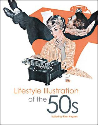 Lifestyle Illustration of the 50s