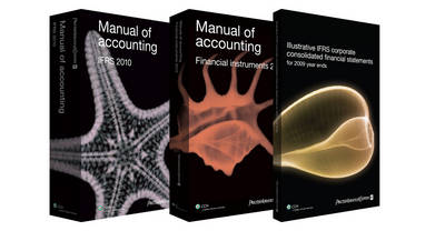 Manual of Accounting - IFRS 2010