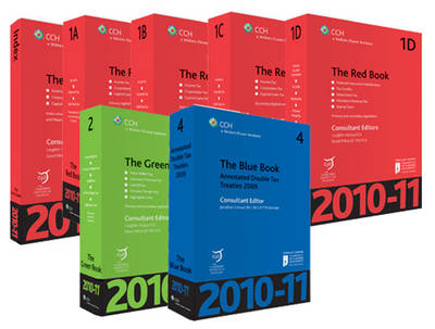 Red, Green and Blue Books: 2010-2011