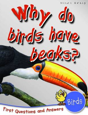 1st Questions and Answers Birds: Why Do Birds Have Beaks?
