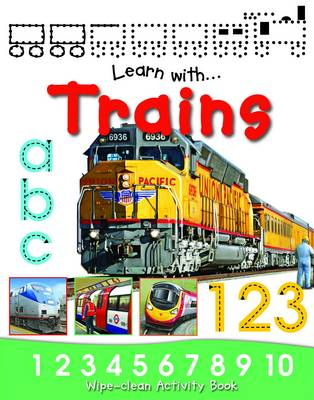 Learn To Write With Trains