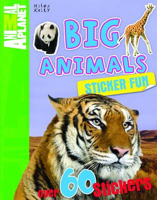 Big Animals Sticker Fun