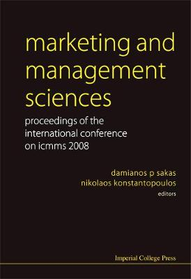 Marketing And Management Sciences - Proceedings Of The International Conference On Icmms 2008