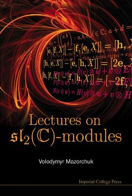 Lectures On Sl_2(c)-modules