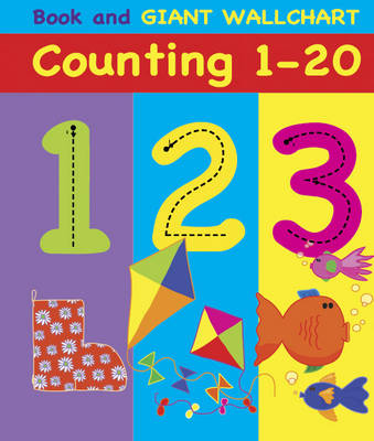 Counting 1-20: Book and Giant Wallchart