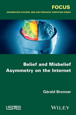 Belief and Misbelief Asymmetry on the Internet: Information and Disinformation