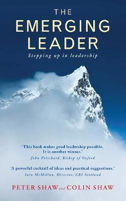 The Emerging Leader: Stepping up in leadership