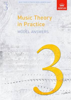 Music Theory in Practice: Grade 3: Answers