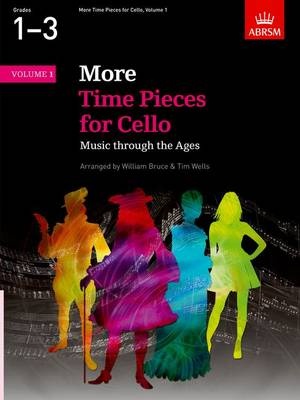 more time pieces volume 1 cello