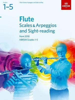 Flute Scales & Arpeggios and Sight-Reading Pack Grades 1-5 from 2018