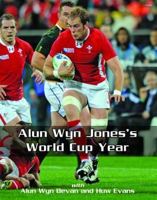 Alun Wyn Jones's World Cup Year