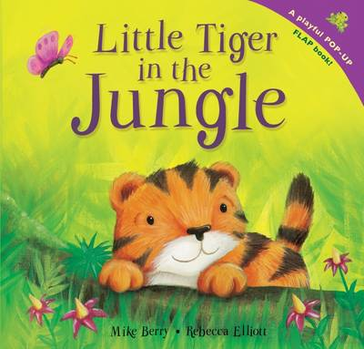 Little Tiger in the Jungle