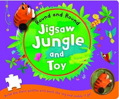 Jigsaw Jungle and Toy