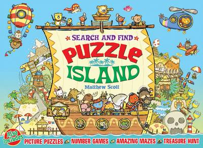 Puzzle Island: Search and Find