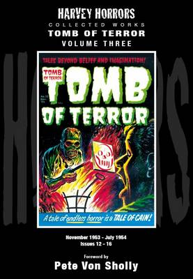 Tomb of Terror: Harvey Horror Collected Works: Vol 3