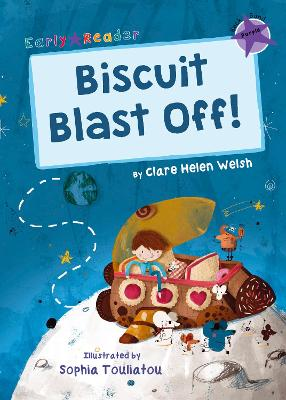 Biscuit Blast Off! Early Reader