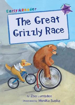 The Great Grizzly Race (Early Reader)