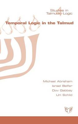 Temporal Logic in the Talmud