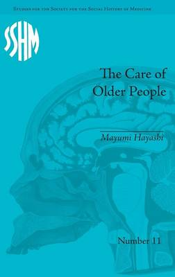 The Care of Older People: England and Japan, A Comparative Study