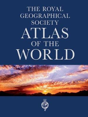 Philip's The Royal Geographical Society Atlas of the World