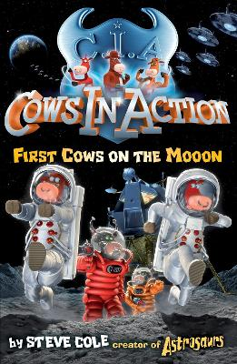 Cows in Action 11: First Cows on the Mooon: 11