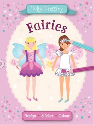 Dolly Dressing: Fairies