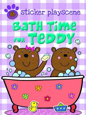 Bath Time For Teddy
