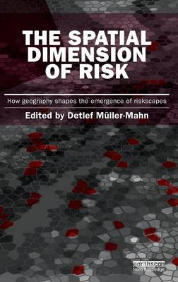 The Spatial Dimension of Risk: How Geography Shapes the Emergence of Riskscapes
