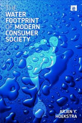 The Water Footprint of Modern Consumer Society