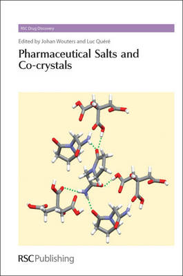 Pharmaceutical Salts and Co-crystals