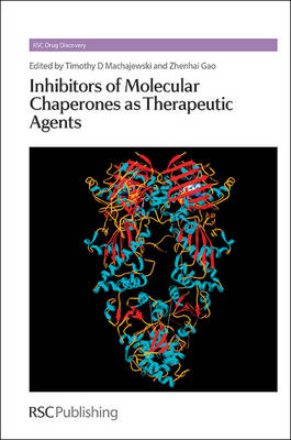 Inhibitors of Molecular Chaperones as Therapeutic Agents