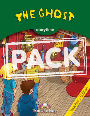 The Ghost Storytime Teacher's Pack 1