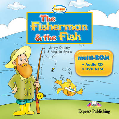 The Fisherman & the Fish Showtime Audio CD/DVD NTSC