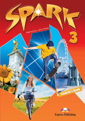 Spark: Level 3: Student's Book (international)