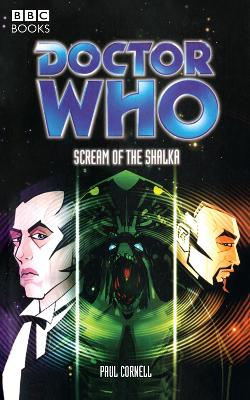 Doctor Who the Scream of the Shalka