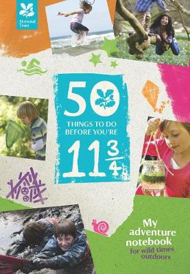 50 Things to Do Before You're 11 3/4: 2014