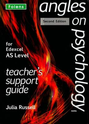 Angles on Psychology: AS Teacher's Support Guide (Book & CD-ROM) Edexcel