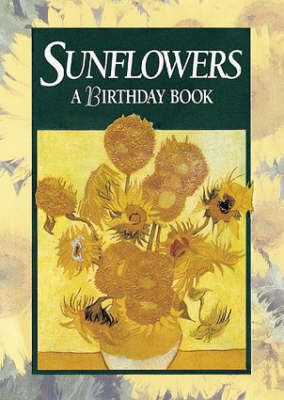 Sunflowers: A Birthday Book