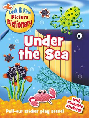 Look and Find Picture Dictionary - Under the Sea