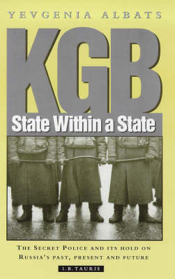 KGB: State within a State