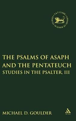 The Psalms of Asaph and the Pentateuch