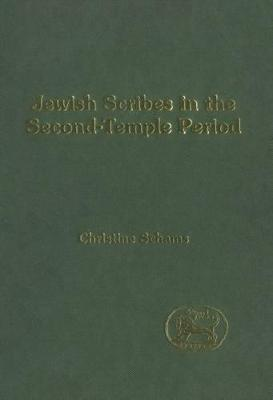 The Status and Functions of Jewish Scribes in the Second-temple Period
