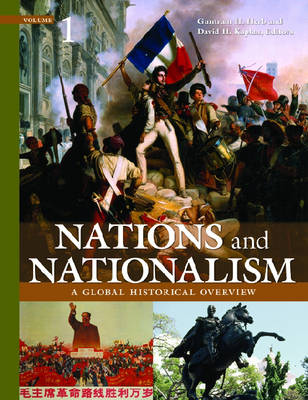 Nations and Nationalism [4 volumes]: A Global Historical Overview