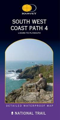 South West Coast Path 4: Lizard to Plymouth